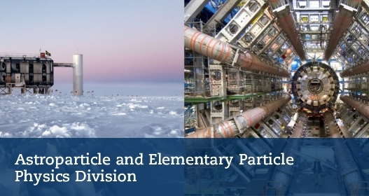 Astroparticle and Elementary Particle Physics Division