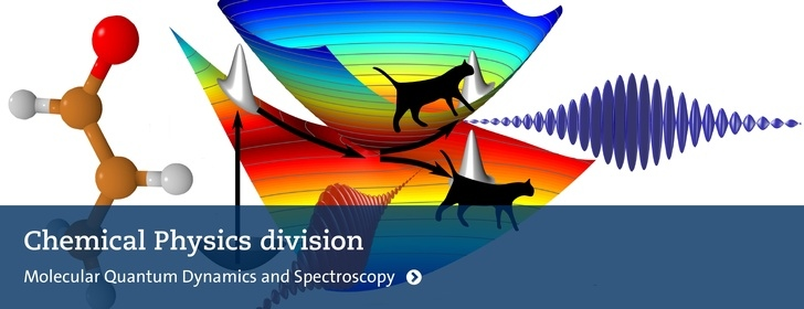 Molecular Quantum Dynamics and Spectroscopy