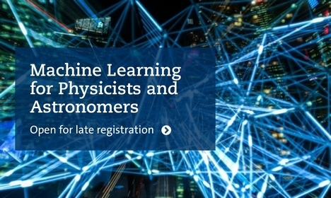 Machine learning for physicists and astronomers