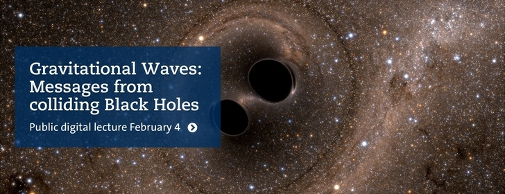 Gravitational Waves open lecture